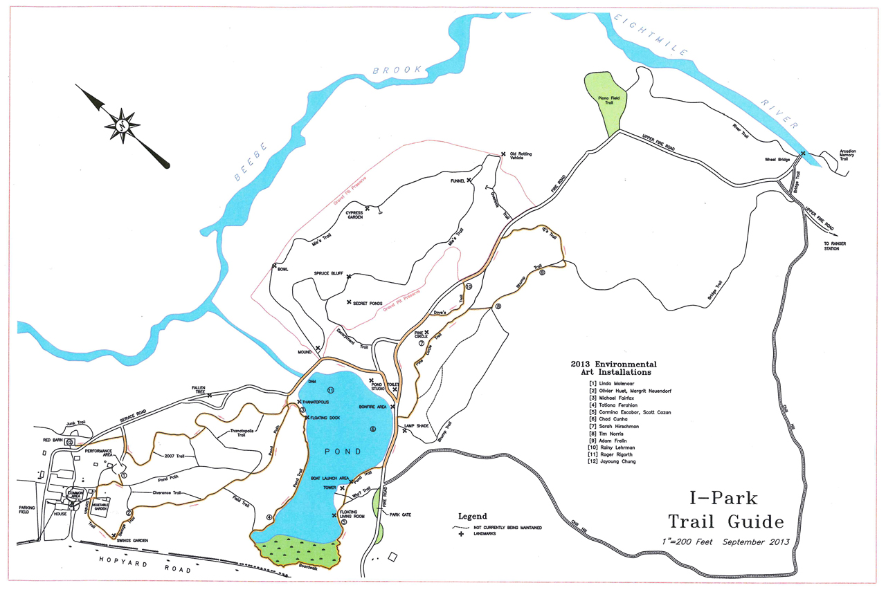 I-Park Trail Guide