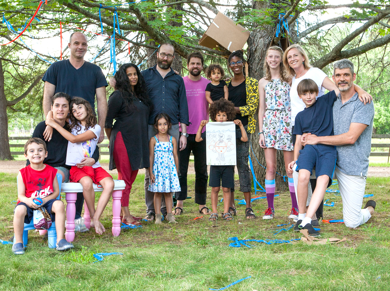 I-Park's 2016 Experimental Family Residency
